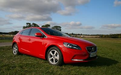 Volvo V40 D2 & D4 – First Impressions
