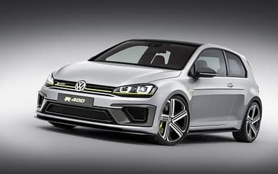 Rumour Mill – Golf R 400 To Be More Than 400?