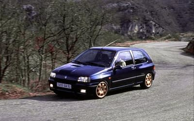 Renault Clio Williams Is Coming Back