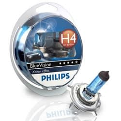Philips Blue Vision Bulbs