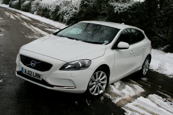 Volvo V40 D2 SE Lux – Smooth Operator