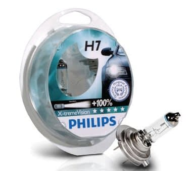 Philips Xtreme Vision H7 Bulb