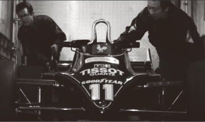 Video: Japan Lotus Day With Senna's 97T