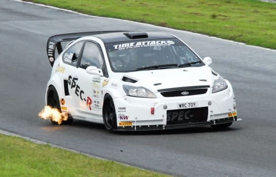 Time Attack Ford Focus RS
