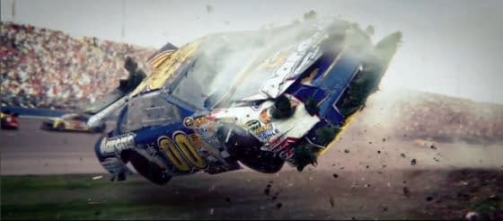 Video: Racing In Slow Motion 4