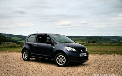SEAT Mii Toca Full Test