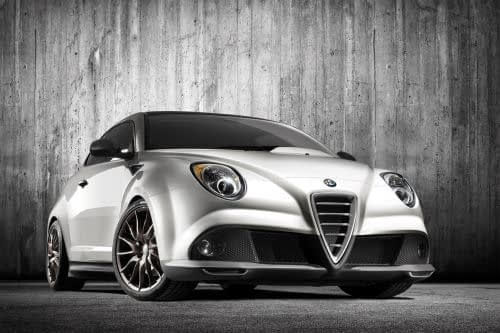 Alfa Romeo MiTo GTA Confirmed For 2009