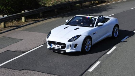 Jaguar F-Type – First Impressions