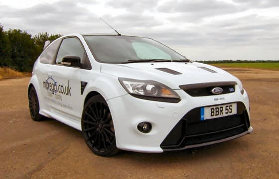 Ford Focus BBR RS400