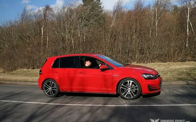 Volkswagen Golf GTD Mk7 – Full Test