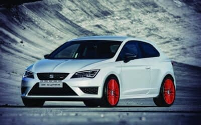 SEAT Leon Cupra Sub8 Performance Pack Now Available