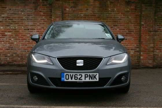 SEAT Exeo Front