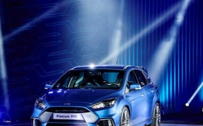 2016 Ford Focus RS – Video, Gallery & Stats