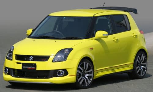 Suzuki Swift Monster-Sport NX16
