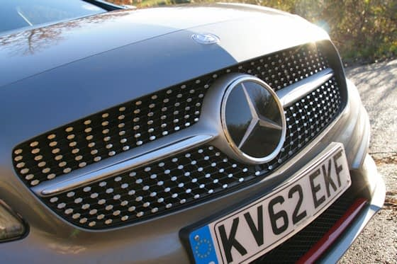 Mercedes-Benz A250Engineered By AMGGrille