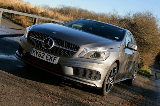 Mercedes-Benz A250 Engineered By AMG