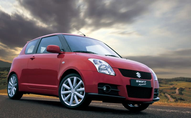 Suzuki Swift Sport – First Impressions