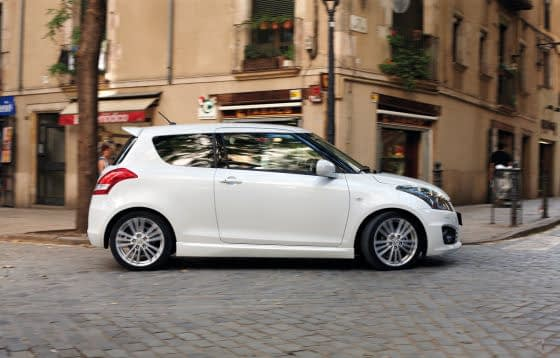 Suzuki Swift Sport 2012