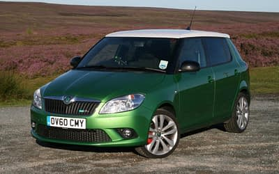 Skoda Fabia vRS – Little Green Gem
