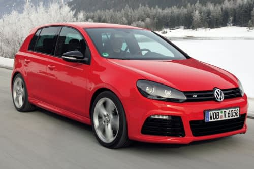 Volkswagen Golf R Five Door