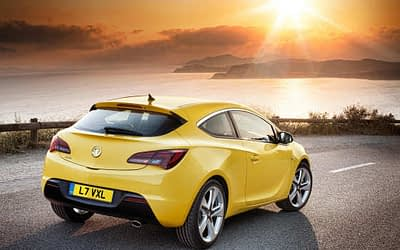 Vauxhall Astra GTC On Sale Now, VXR Next Year