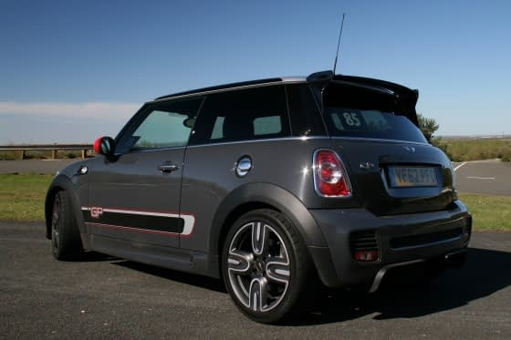 Mini John Cooper Works GP – First Impressions