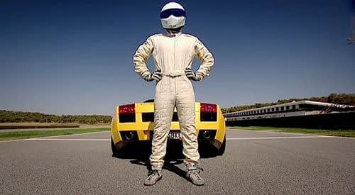 Stig vs. Gallardo