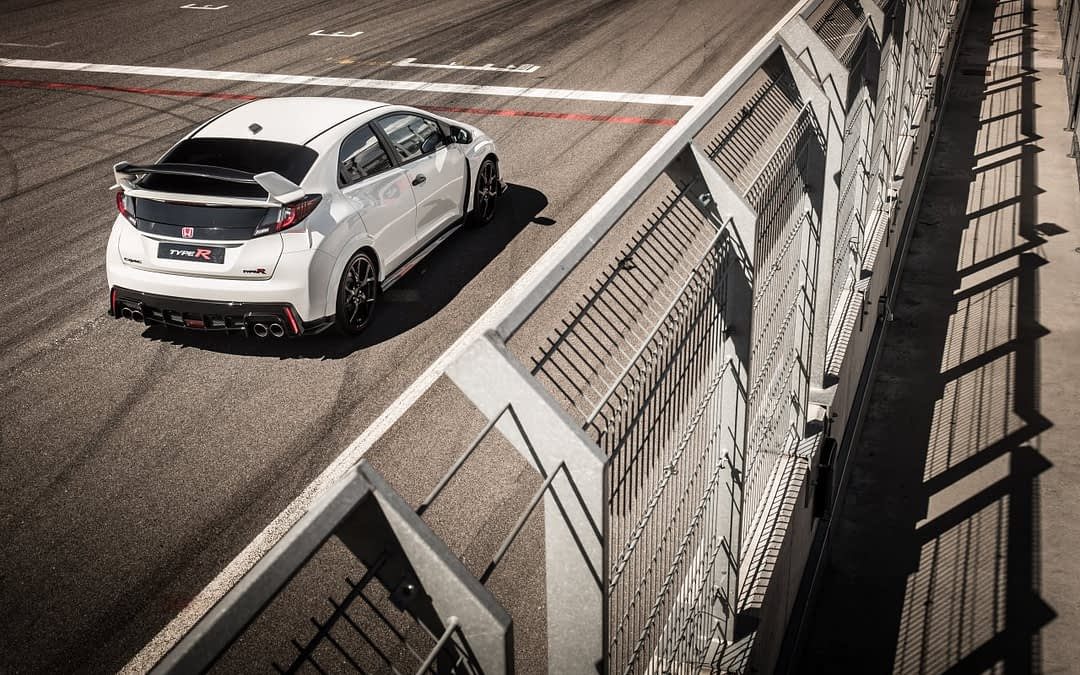 Honda Civic Type R Claims Nordschleife Record