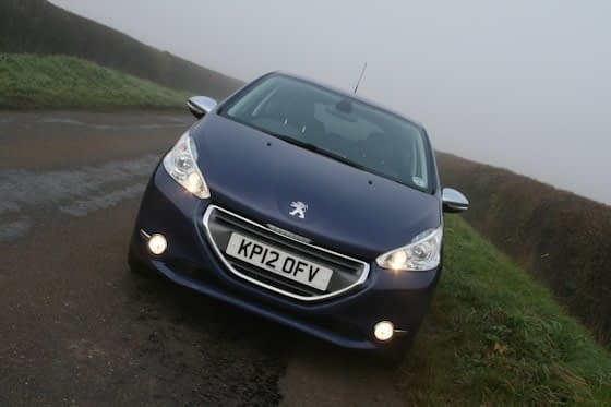 Peugeot 208 Allure Review