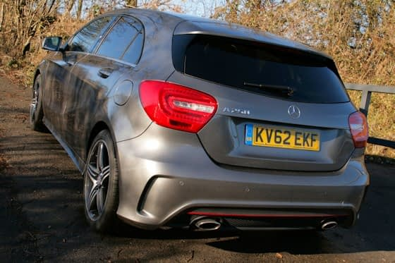 Mercedes-Benz A250 Engineered By AMG Rear