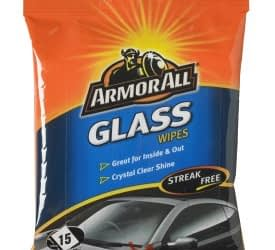 ArmorAll Glass Wipes Review
