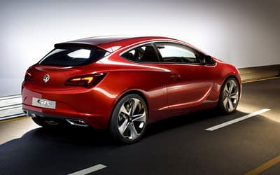 New Astra VXR Images, But New Name As Well?