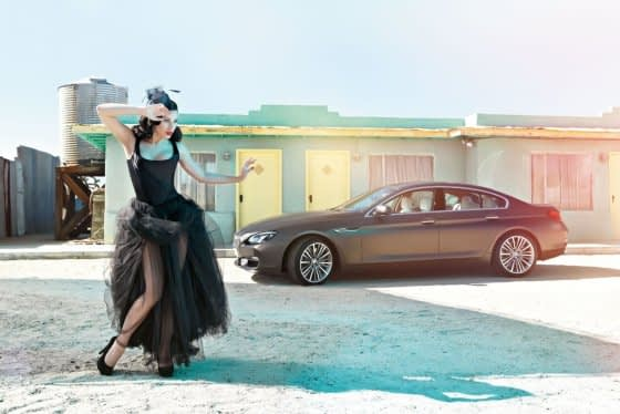 BMW 6 Series Gran Coupe Burlesque