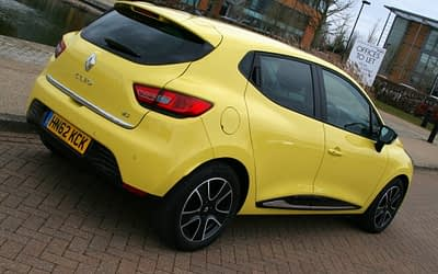 Renault Clio Dynamique dCi 90 – First Impressions