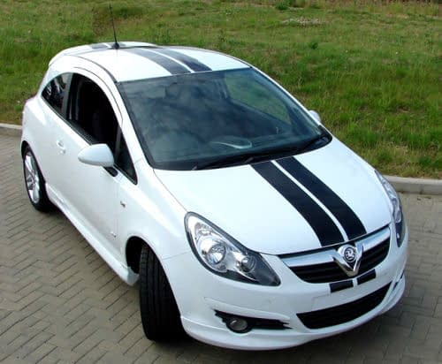 Vauxhall Corsa Styling Pack