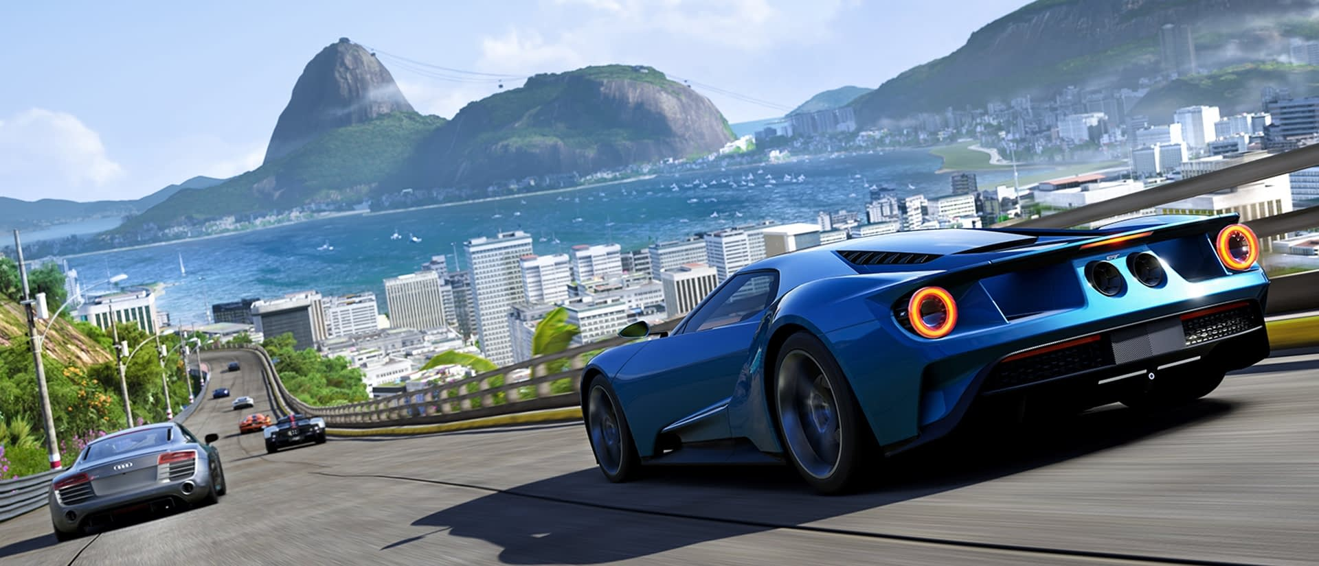 Ford GT in Forza 6