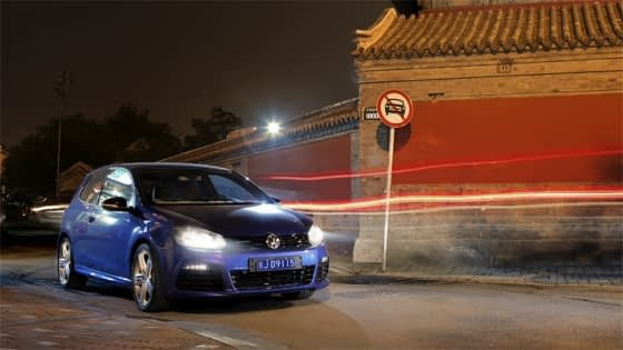 Top Gear Car Of The Year 2010 Volkswagen Golf R