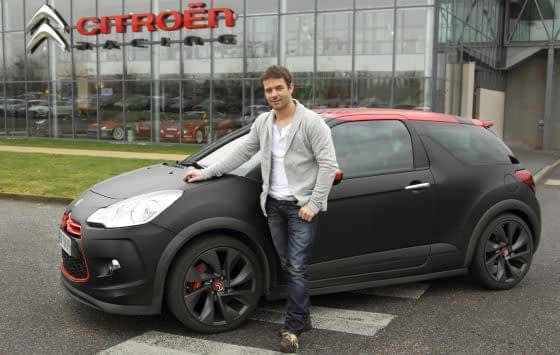 Citroen DS3 Racing Sebastian Loeb Edition