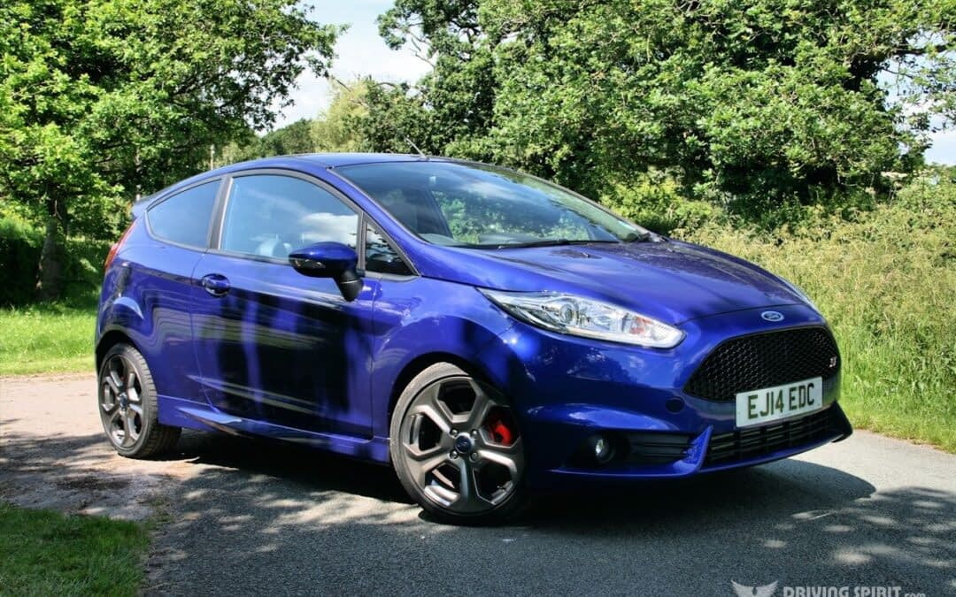 Ford Fiesta ST3 Mountune MP215 – Driven