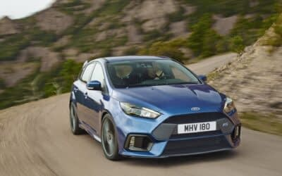 350PS And 470Nm From Ford Focus RS