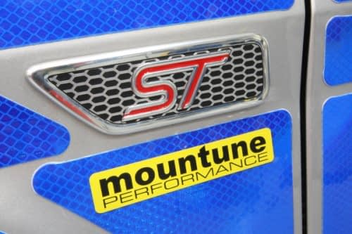 Police Mountune Focus ST