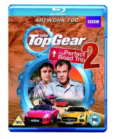 Top Gear The Perfect Road Trip 2