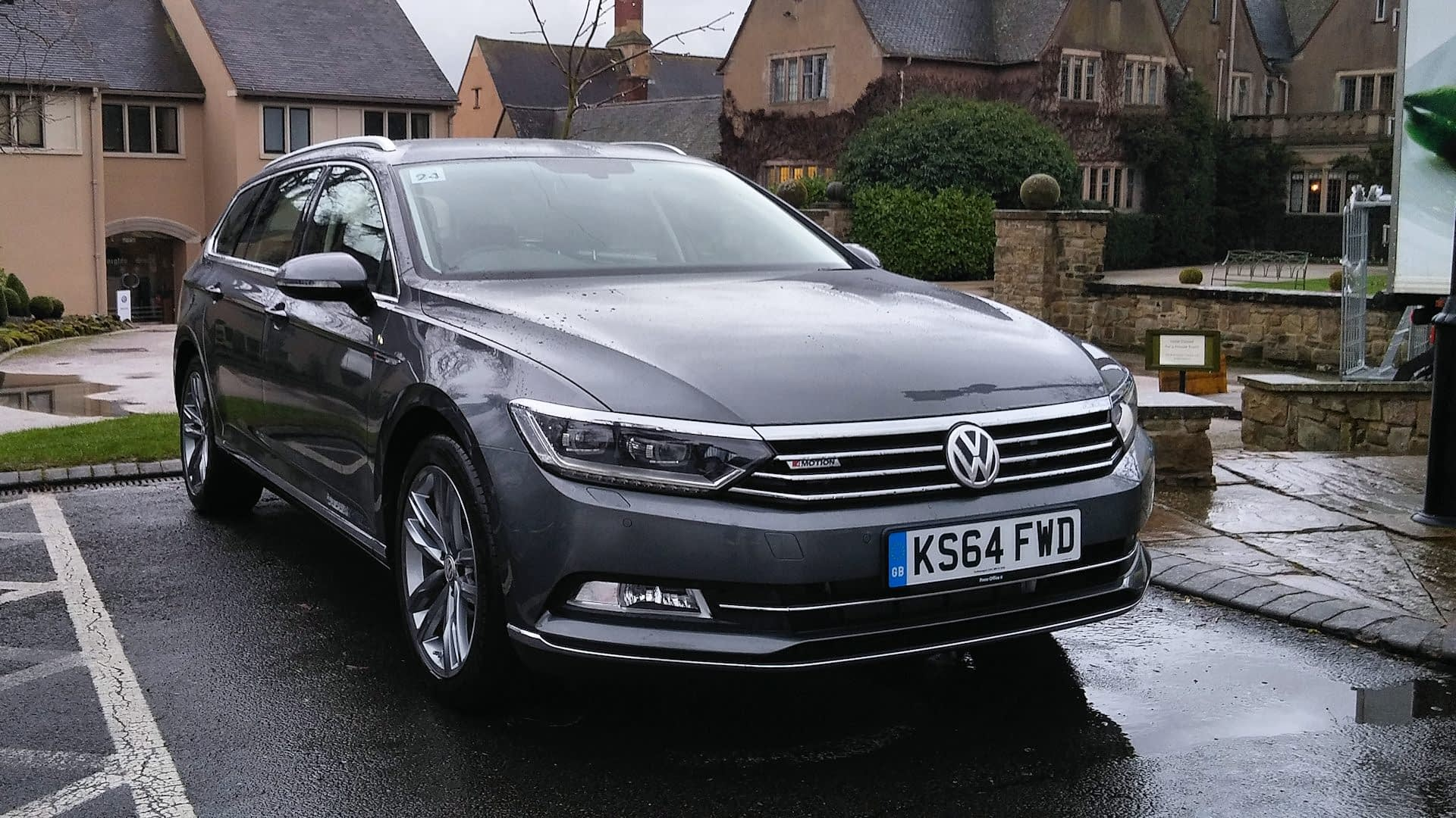 2015 Volkswagen Passat Estate