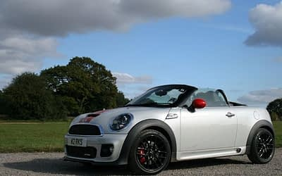 MINI John Cooper Works Roadster – First Impressions