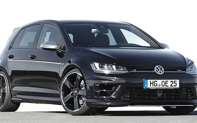Video: Oettinger Golf R