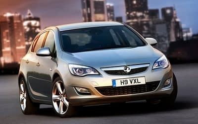 Vauxhall Astra (2009) – First Impressions