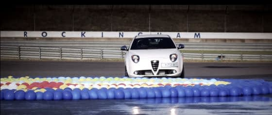 Alfa Romeo MiTo Aquabatic