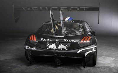 Peugeot 208 T16 To Tackle Pikes Peak