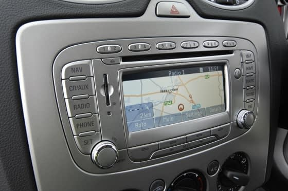 Sat Nav In Ford Focus Sport