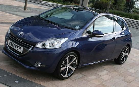 Peugeot 208 2012 First Drive